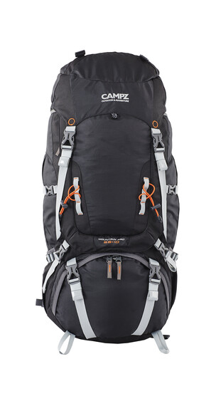 CAMPZ Mountain Pro - Mochila - 55+10L negro